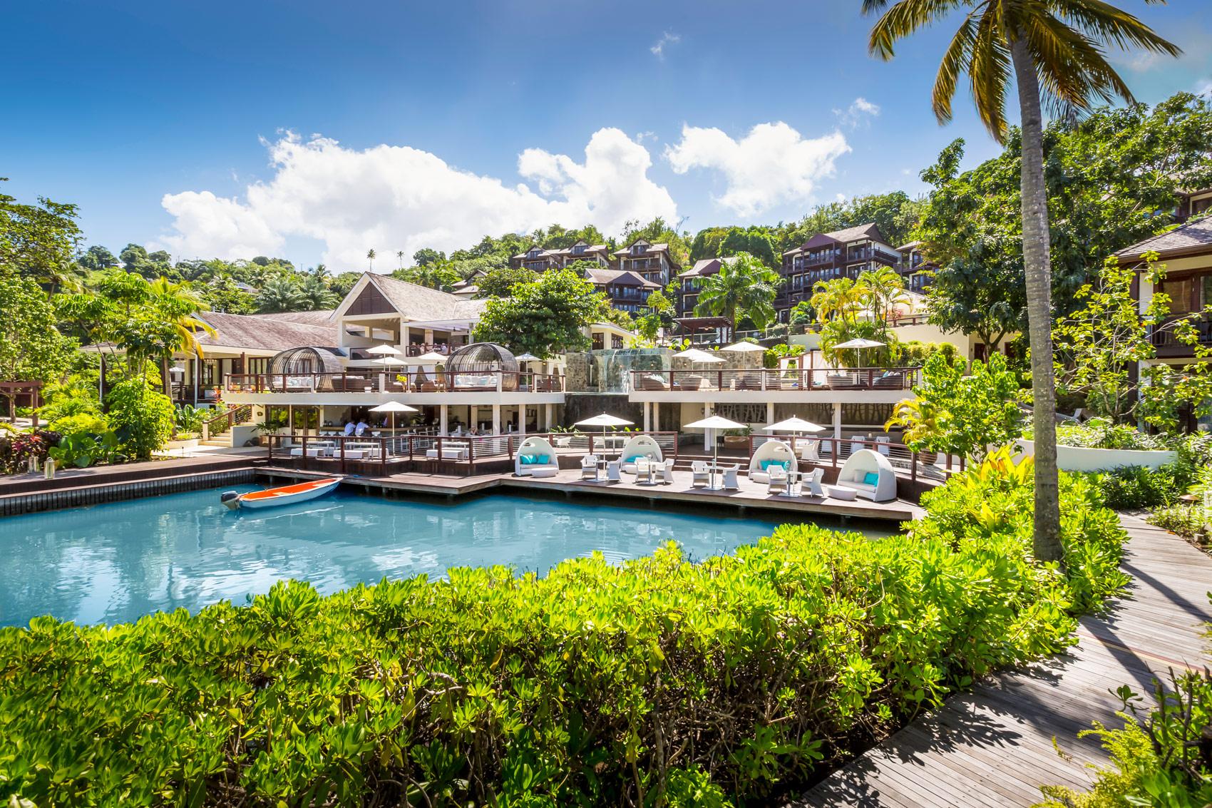 An Authentic Experience At Capella Marigot Bay Resort & Marina St Lucia