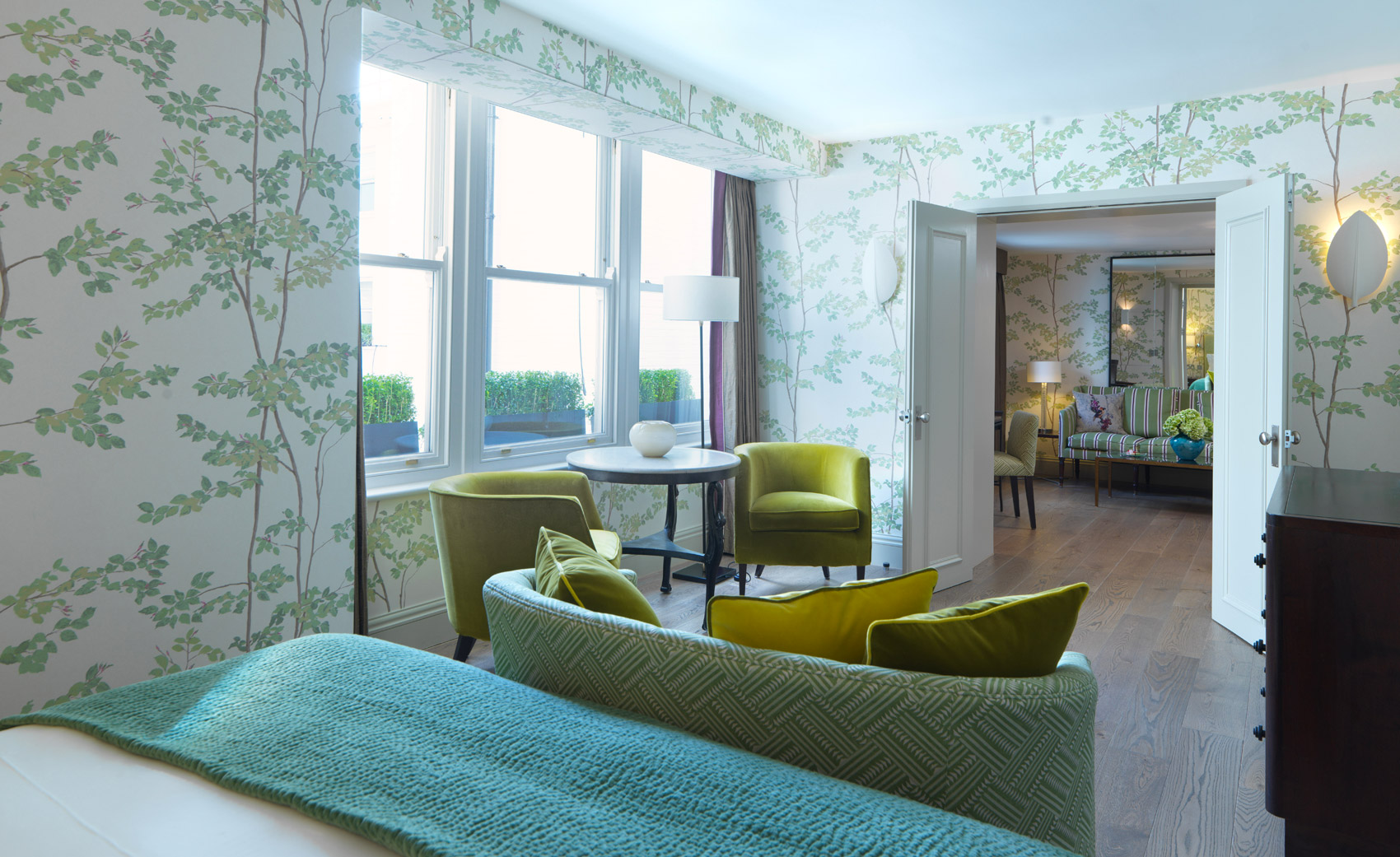 Brown's Hotel Launches Two New Olga Polizzi Designed Suites 4