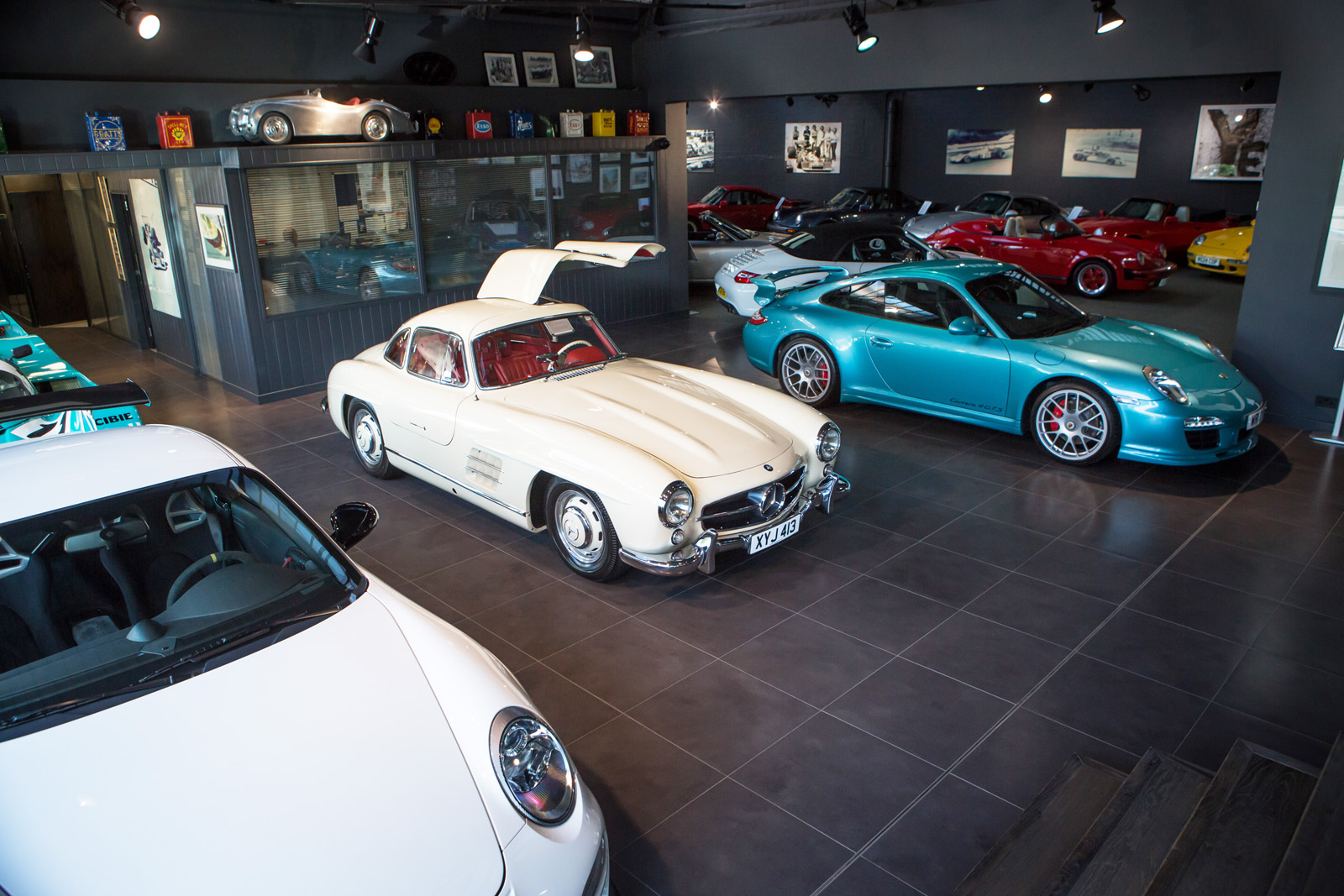Hexagon Classics Is A Showcase For Vintage Cars And Art 8
