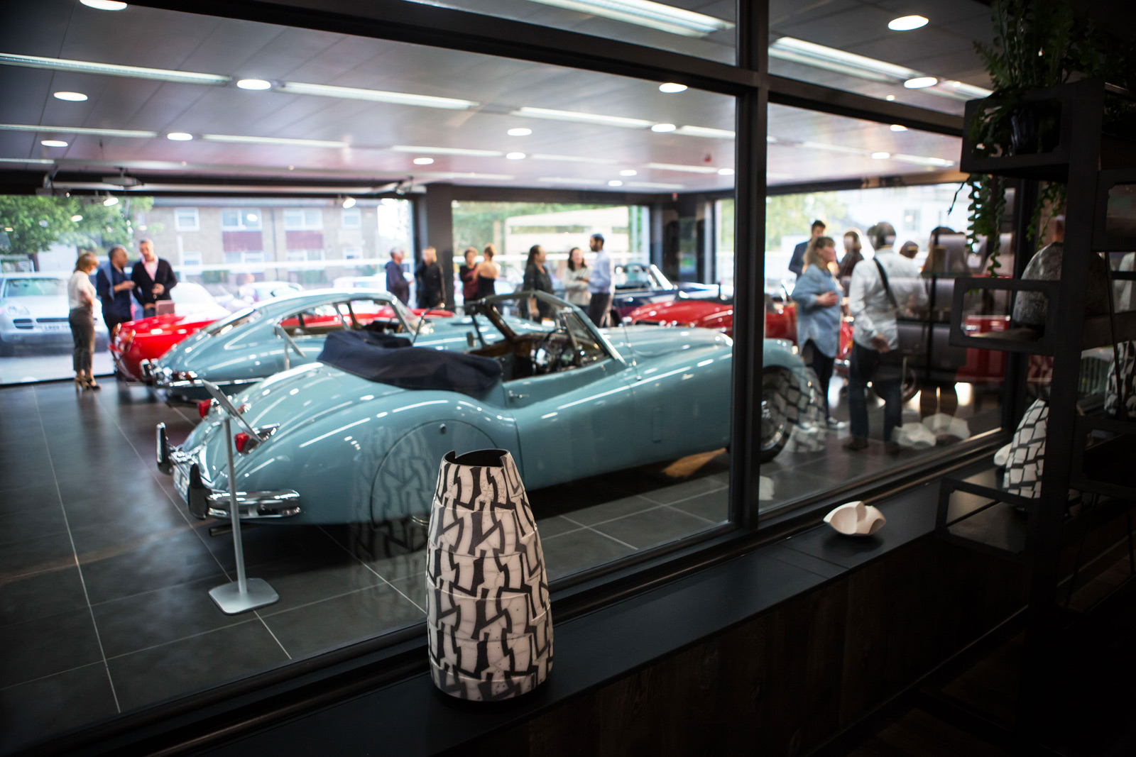 Hexagon Classics Is A Showcase For Vintage Cars And Art 6