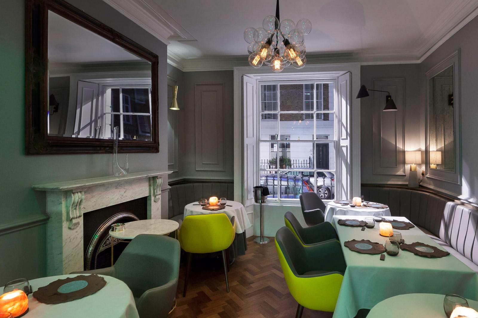 Michelin Star Chef Vineet Bhatia Launches Flagship Chelsea Restaurant