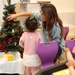 Made in Chelsea's Binky Felstead Visits Young Patients At Royal Brompton Hospital 8