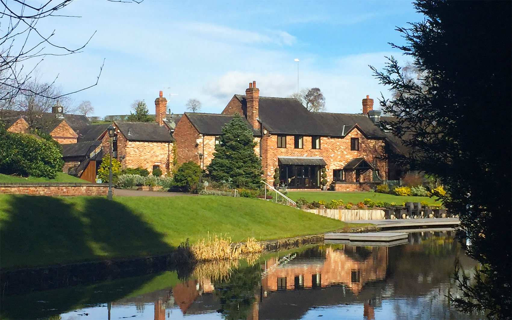 A Winter Treat Spa-cation At Staffordshire's Moddershall Oaks
