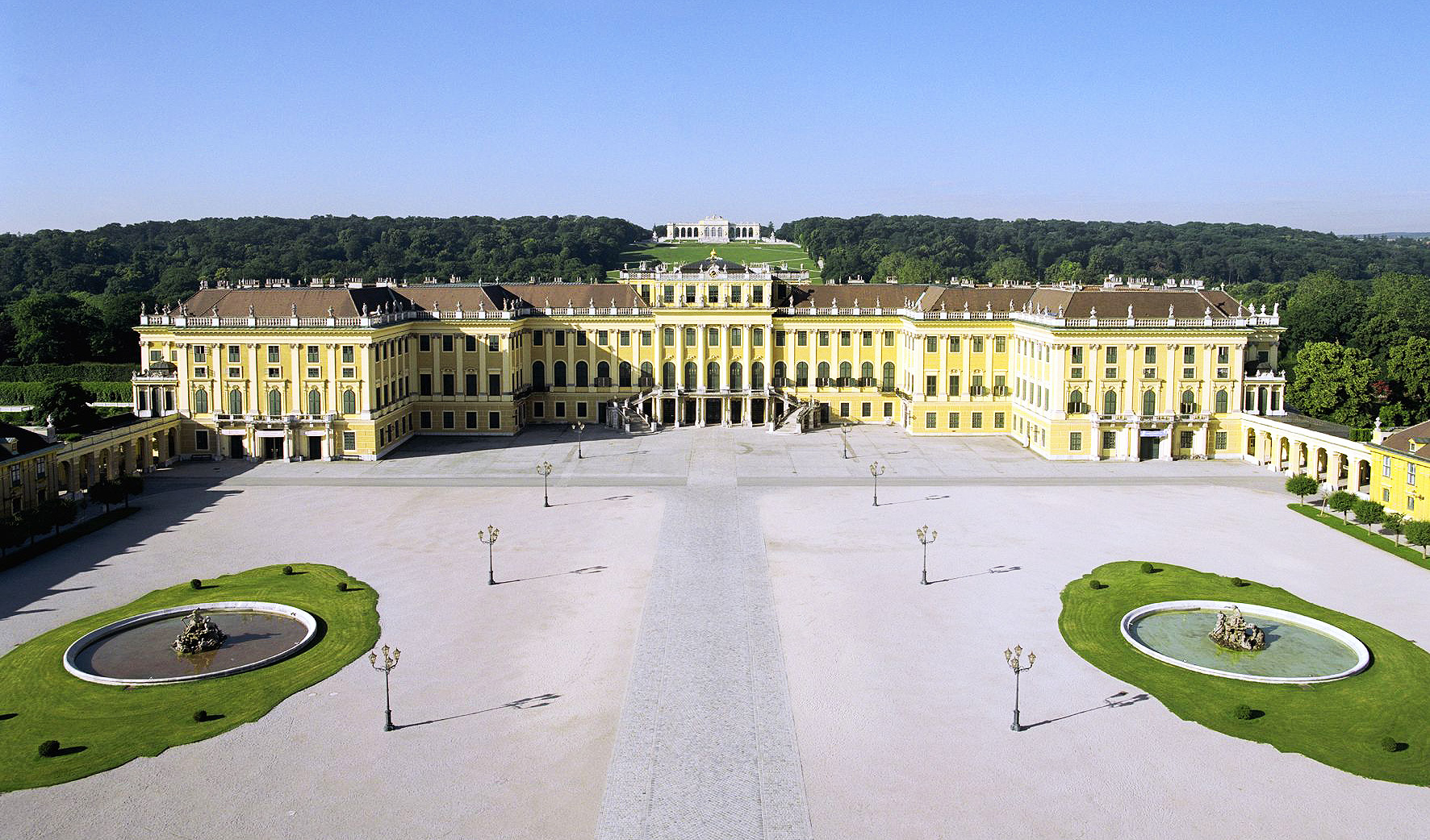 Experiencing A Very Royal Lifestyle at Schönbrunn Palace in Austria 3