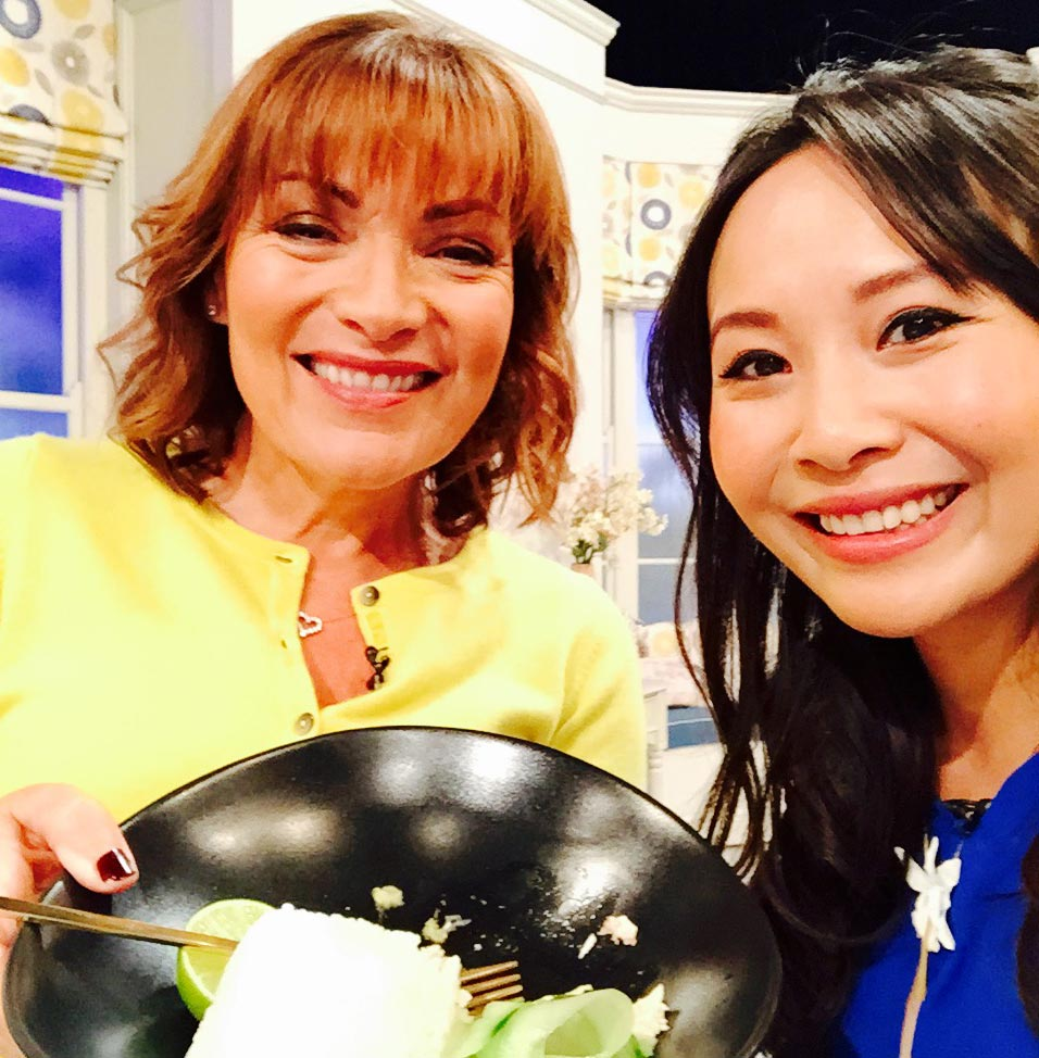 An Interview With Ching He Huang TV Chef And Cookery Author 5