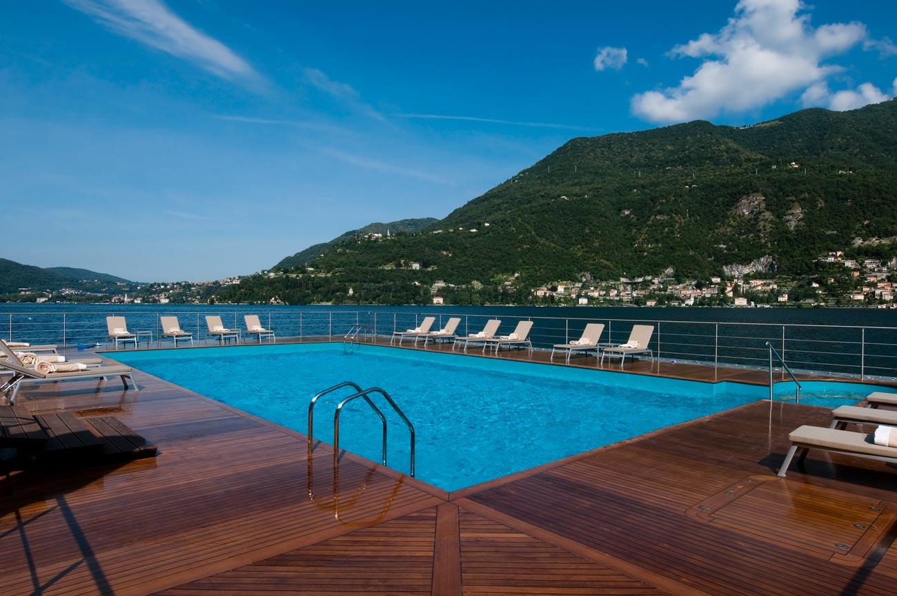 Experiencing Lake Como's Five-star Casta Diva Resort & Spa