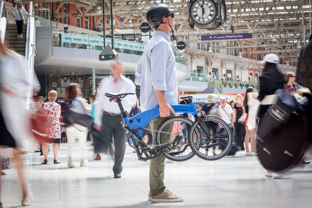 A Lighter Way of Breathing New Life Into Urban Cycling 12