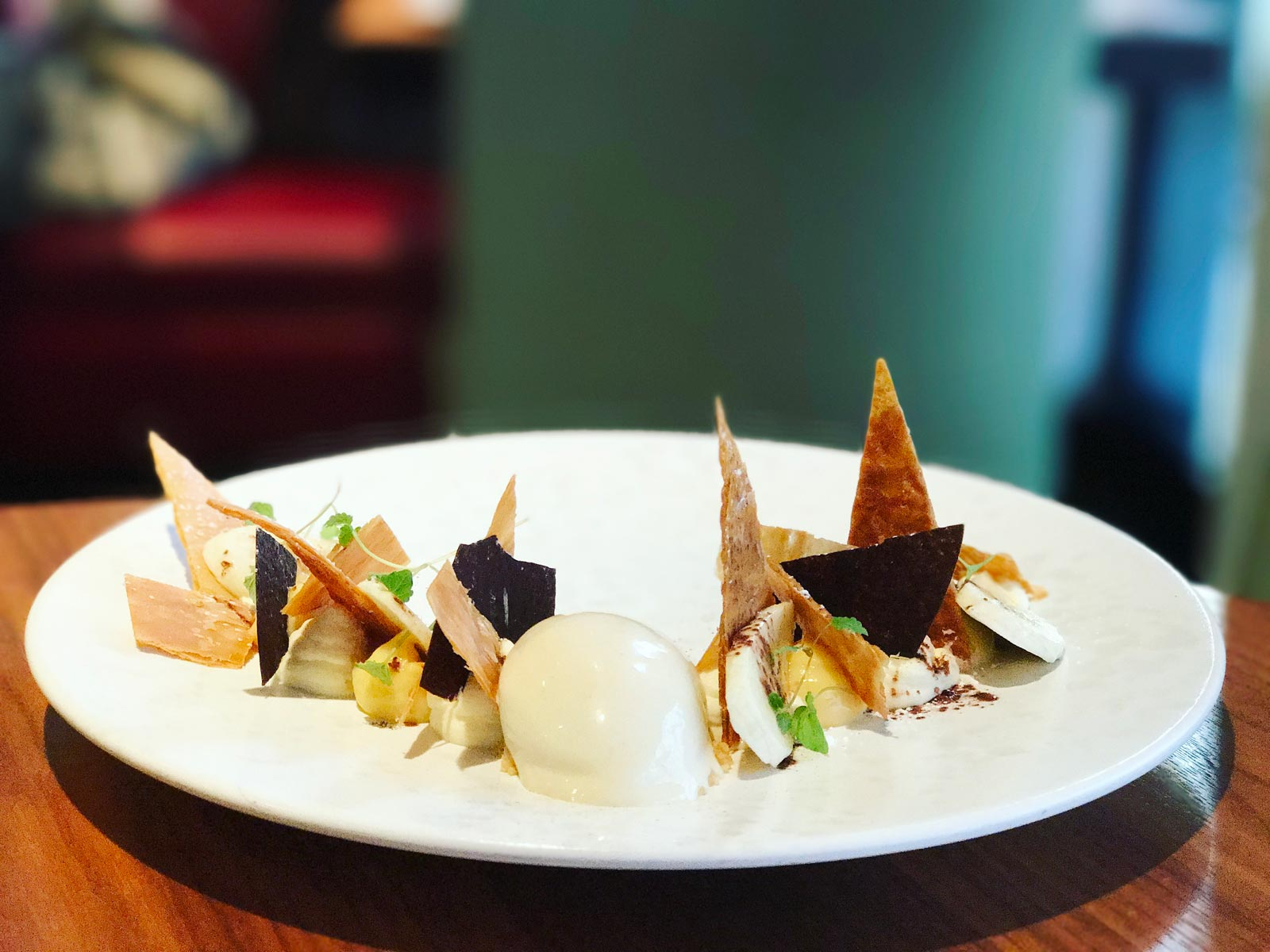 London's PiedàTerre: A Culinary Classic Re-Visited 7