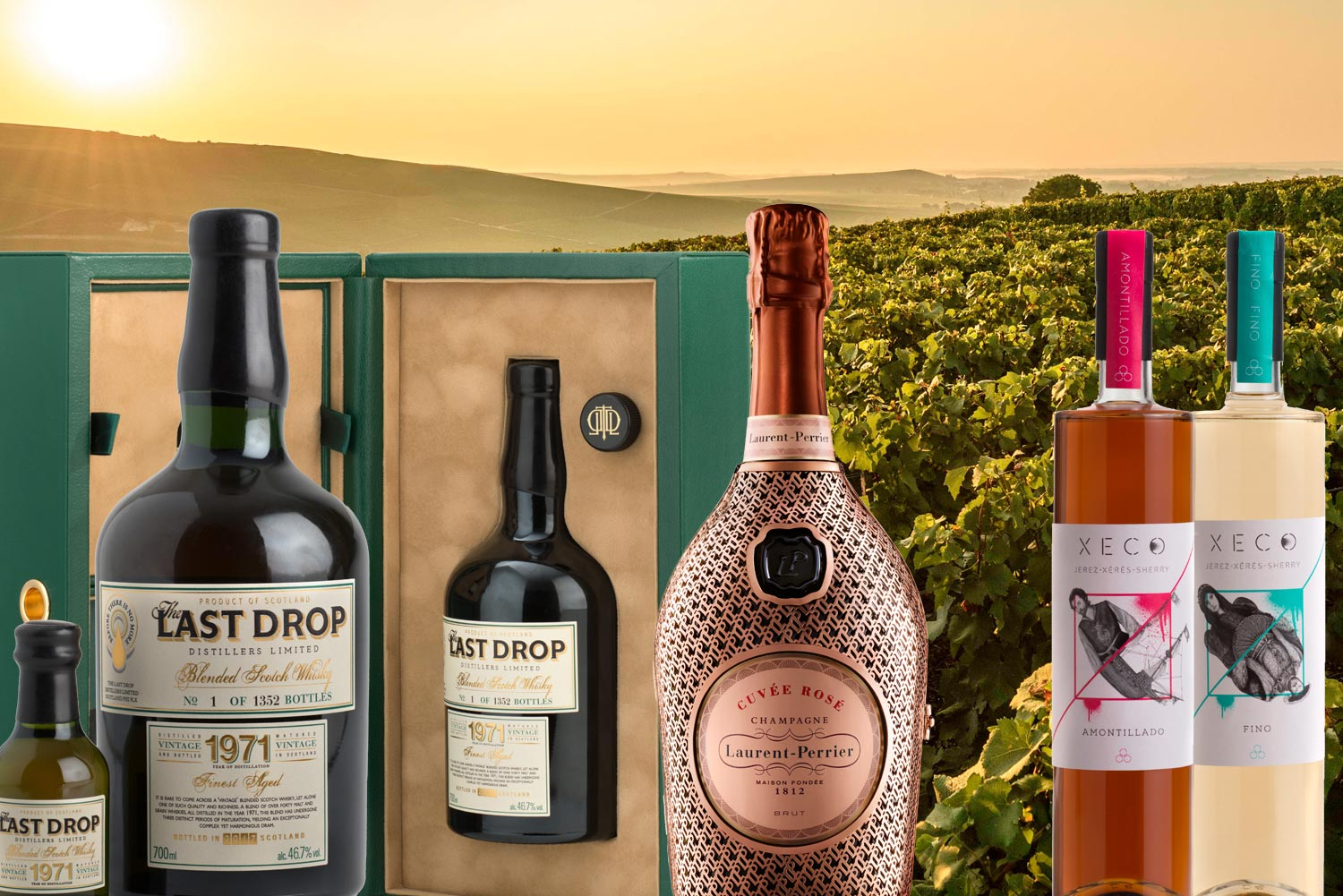 We Pick Some First-Rate Tipples to 'Whet Your Palate' in 2018