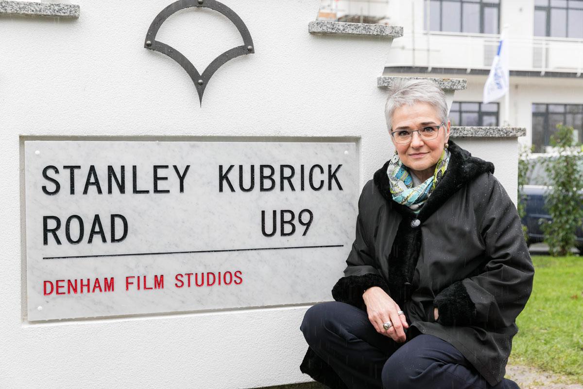 Weston Homes Pays Tribute to Stanley Kubrick at Denham Film Studios Site 5