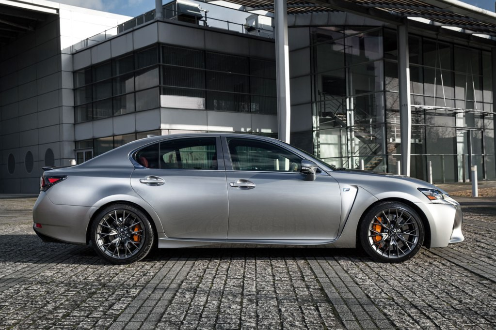 Luxurious Magazine Road-Tests a £74,000+ Lexus GS F in the South-West 3