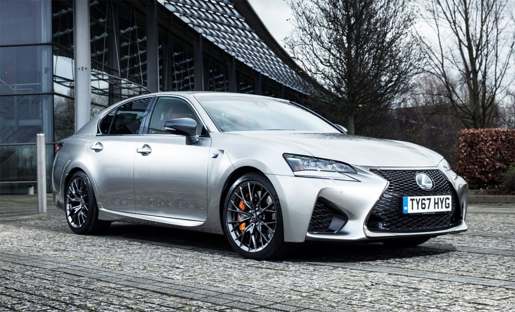 Luxurious Magazine Road-Test's a £74,000+ Lexus GS F in the South-West