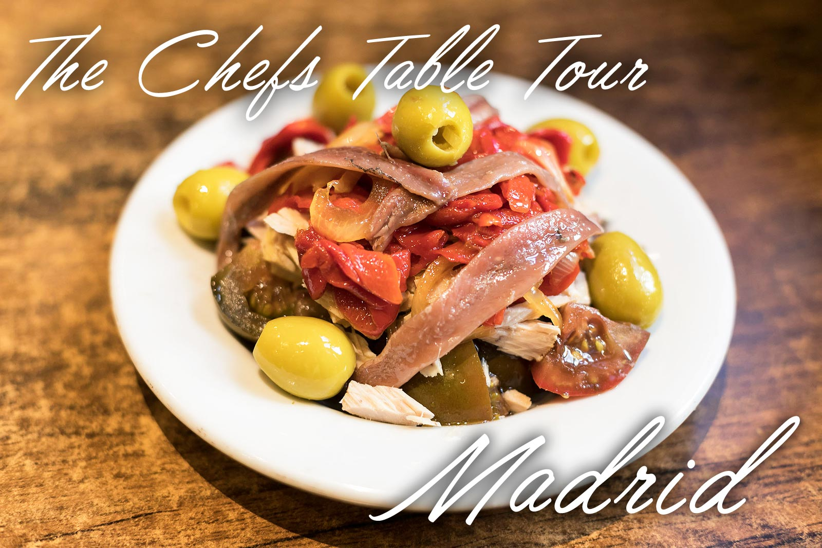 Luxury Travel Advisors Chefs Table Tour Madrid