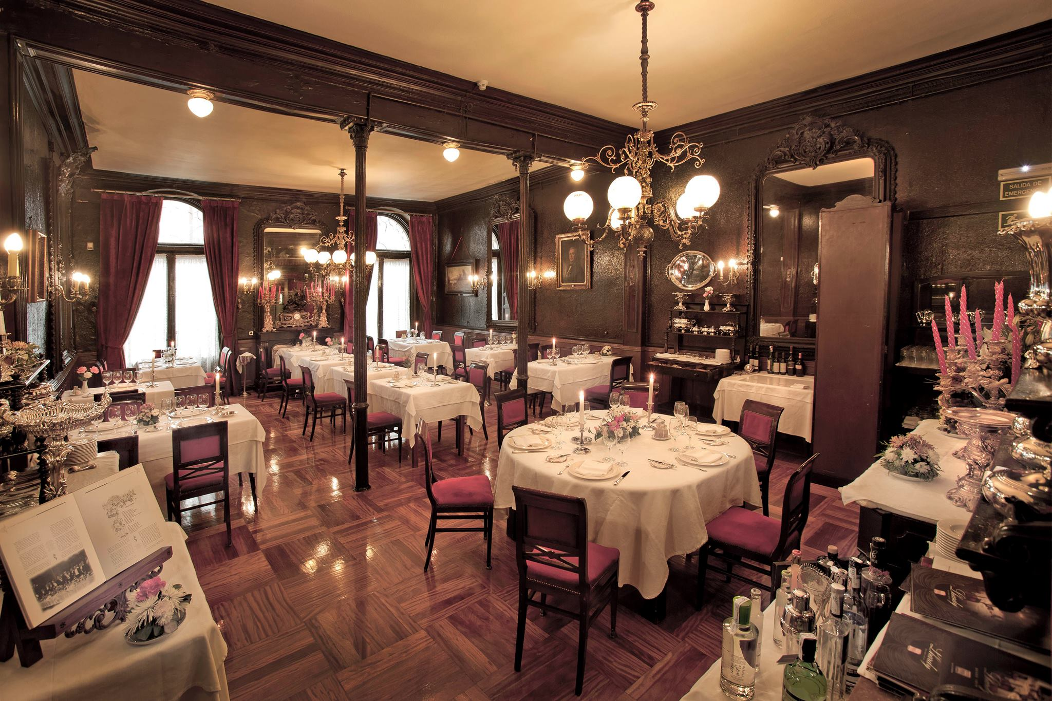 lHardy restaurant in Madrid