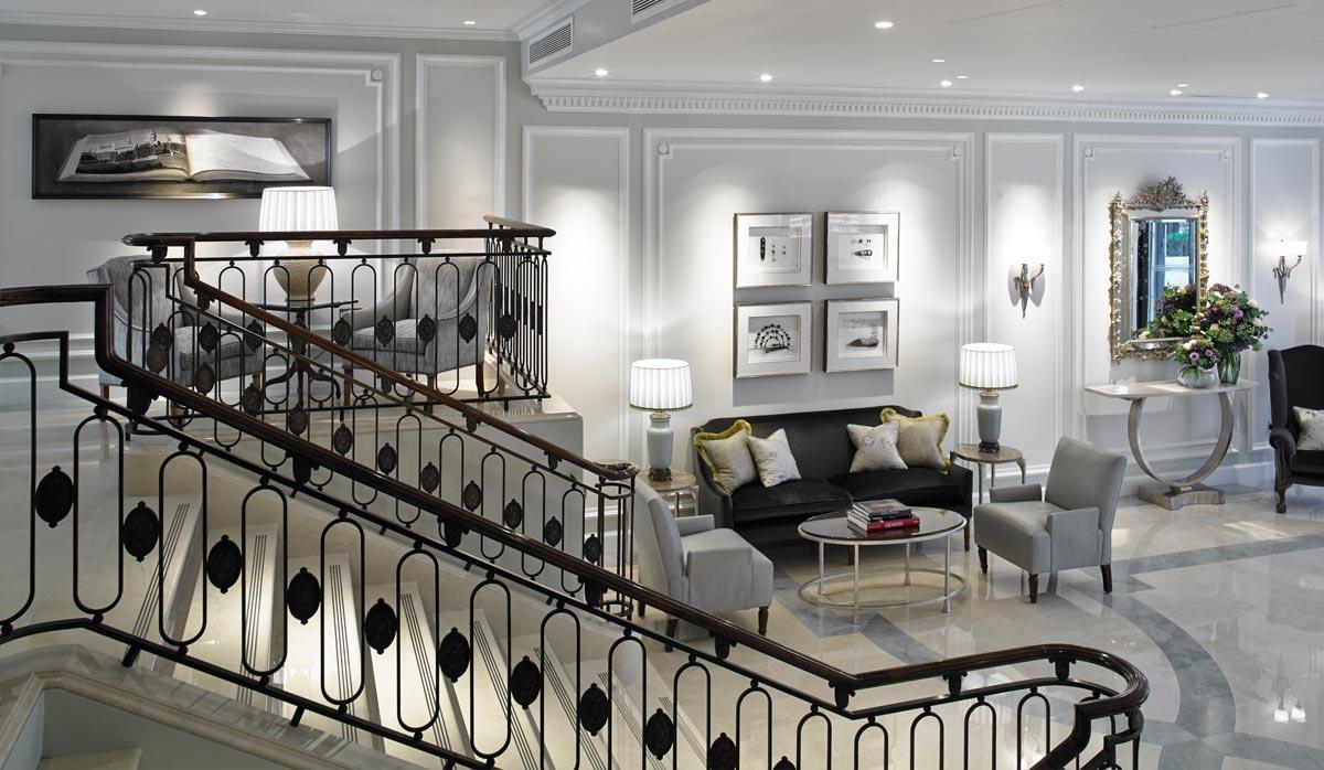London Marriott Hotel Park Lane Receives An RPW Design Makeover 2