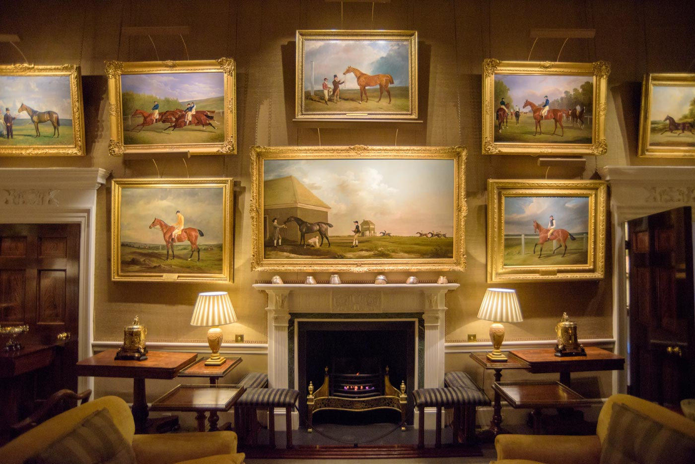 Part of the Jockey Club Art Collection