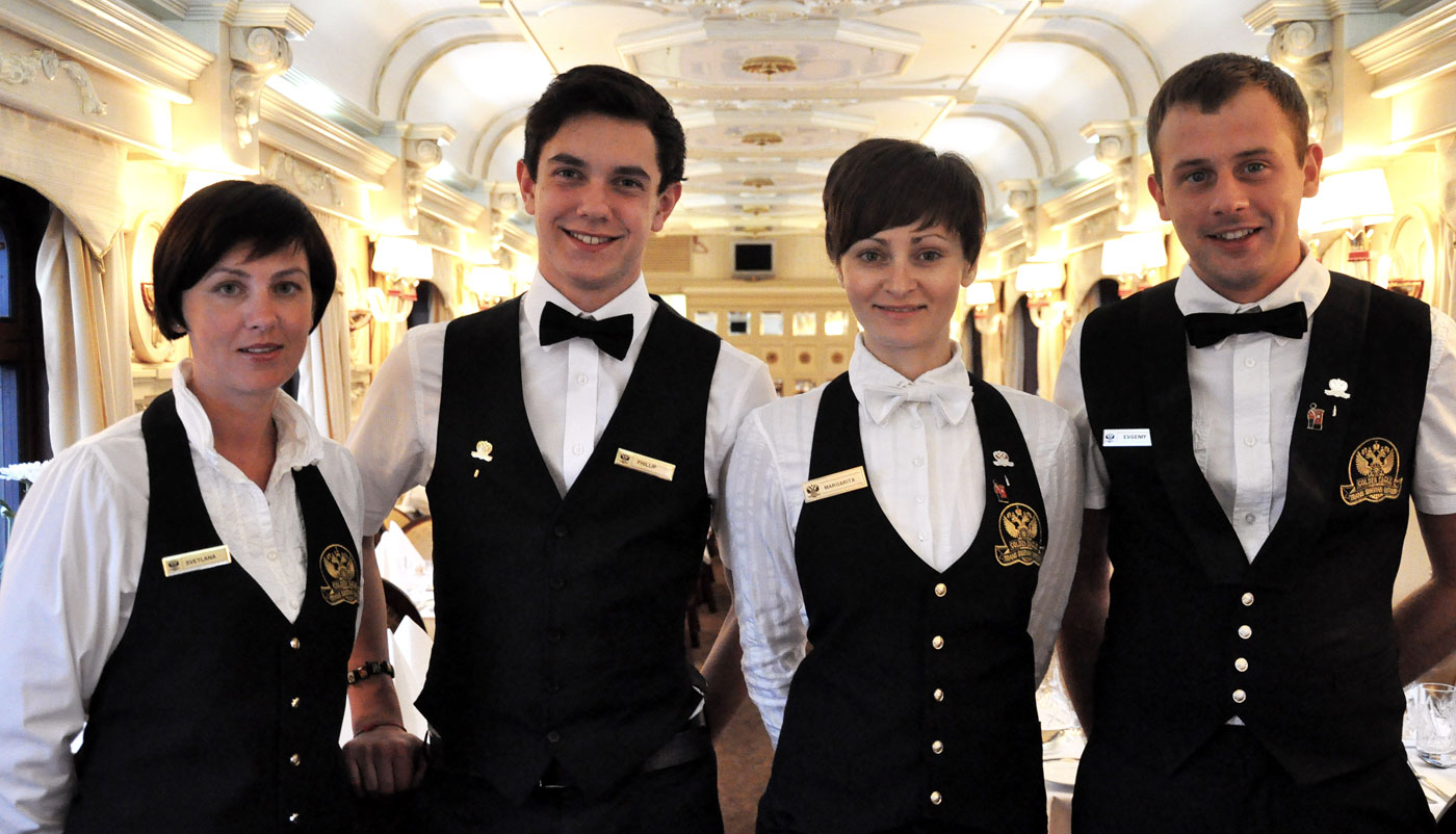 The Romanov Suite - An Entire Private Carriage Aboard the Golden Eagle Train 11