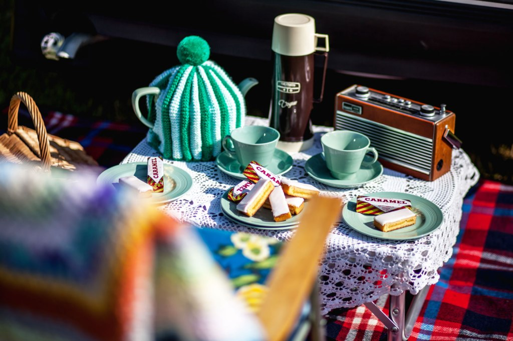 The 2018 event will also see the return of Hagerty's Feast of the Unexceptional, the period picnic equivalent of the mundane automotive display