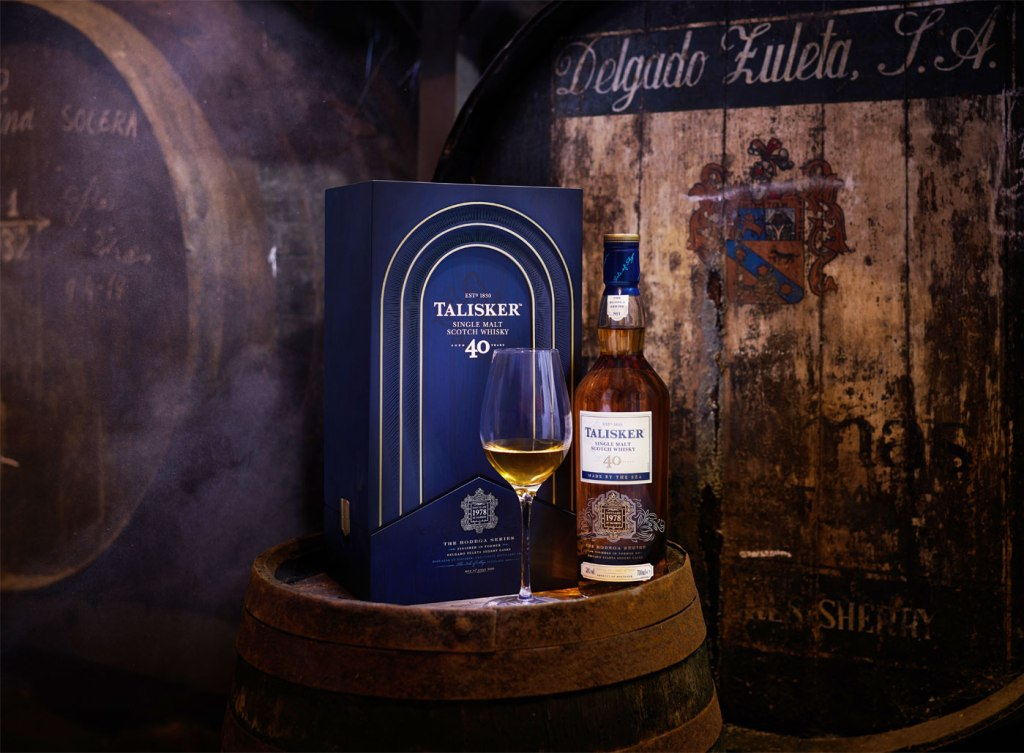 Talisker Bodega Series: Introducing Talisker 40-Year-Old