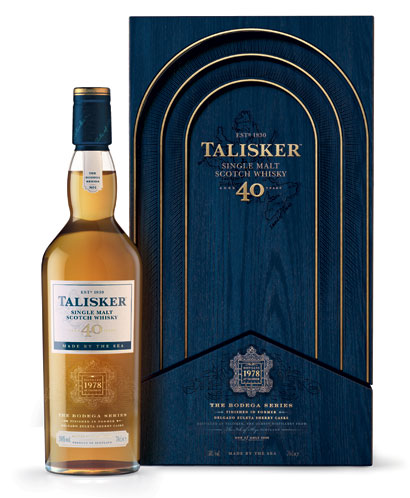 Talisker Bodega Series: Introducing Talisker 40-Year-Old 4