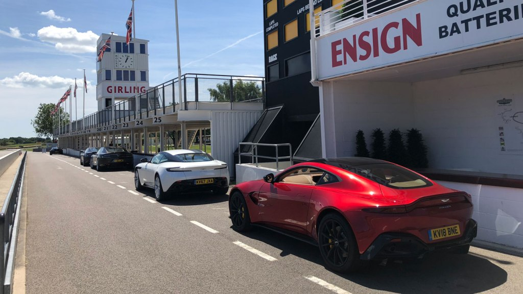 Experiencing HWM Aston Martin's Racing Passion And Heritage 4