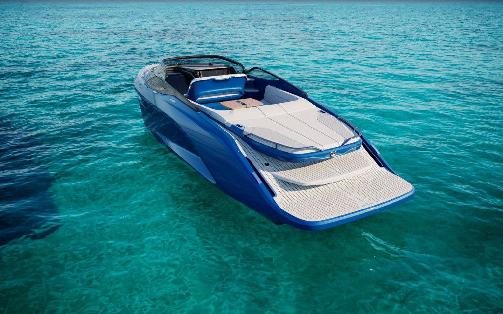 Princess Yachts To Unveil Its Innovative R35 Sports Yacht 3