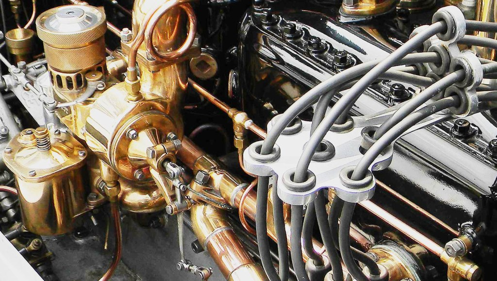 Charabanc, the Automobile Fragrance Evoking The Golden Age of Travel 2