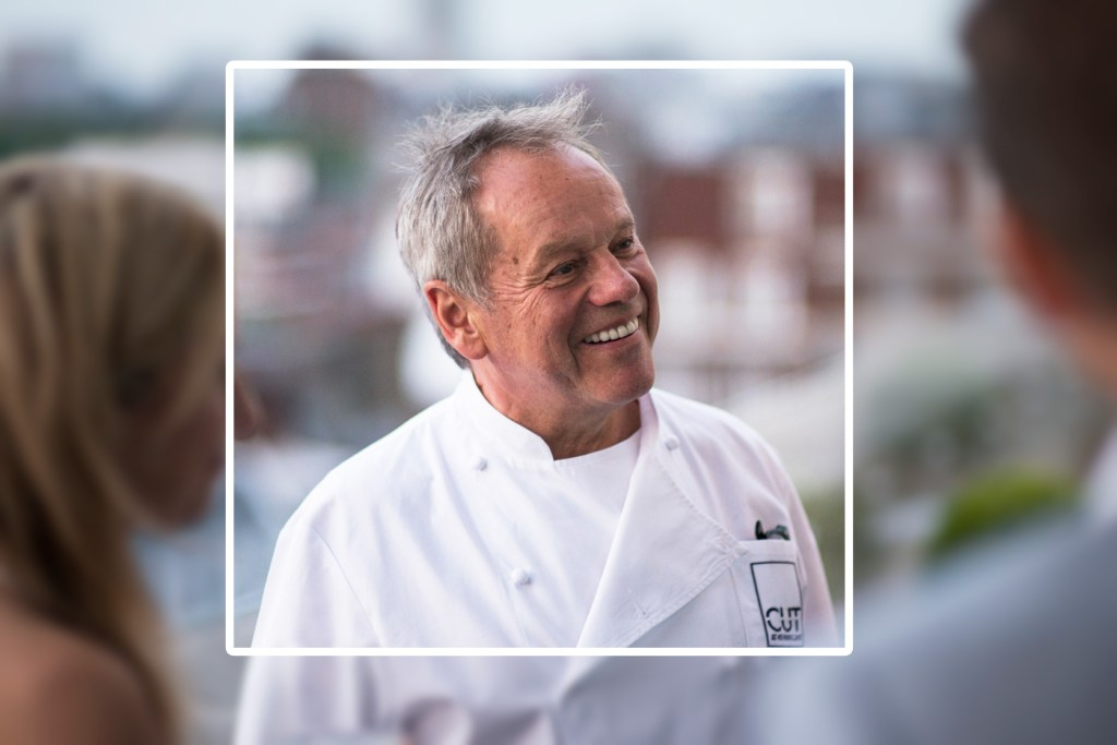 Celebrity Chef & Culinary Icon Wolfgang Puck In Conversation With Gina Baksa 2