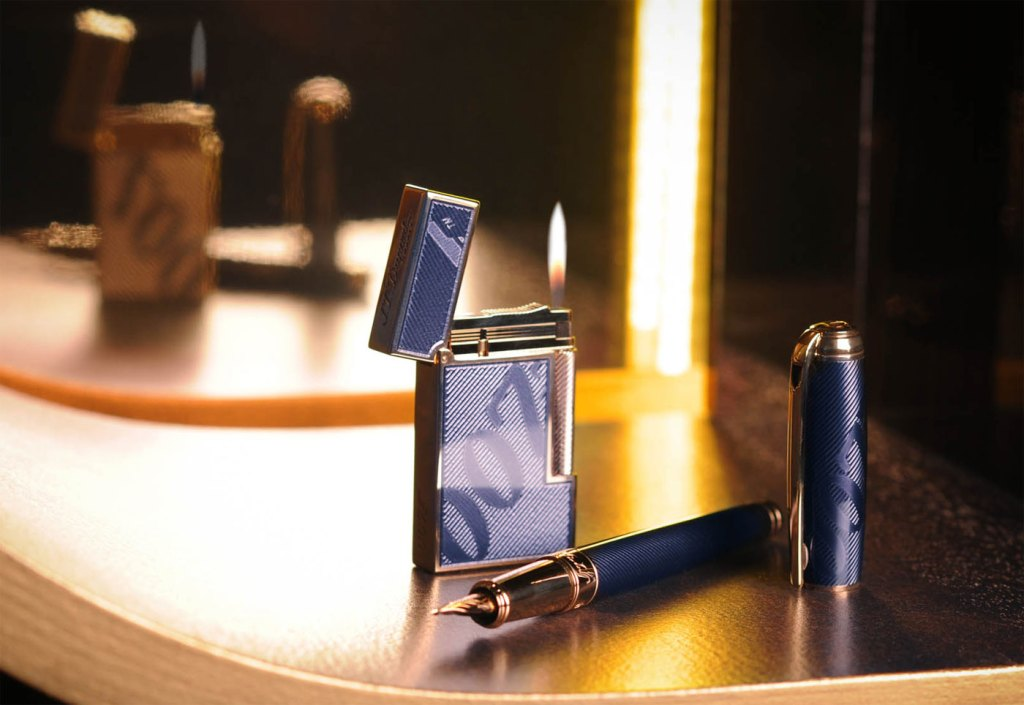 S.T. Dupont Launches Ultimate Luxury Lighter 3
