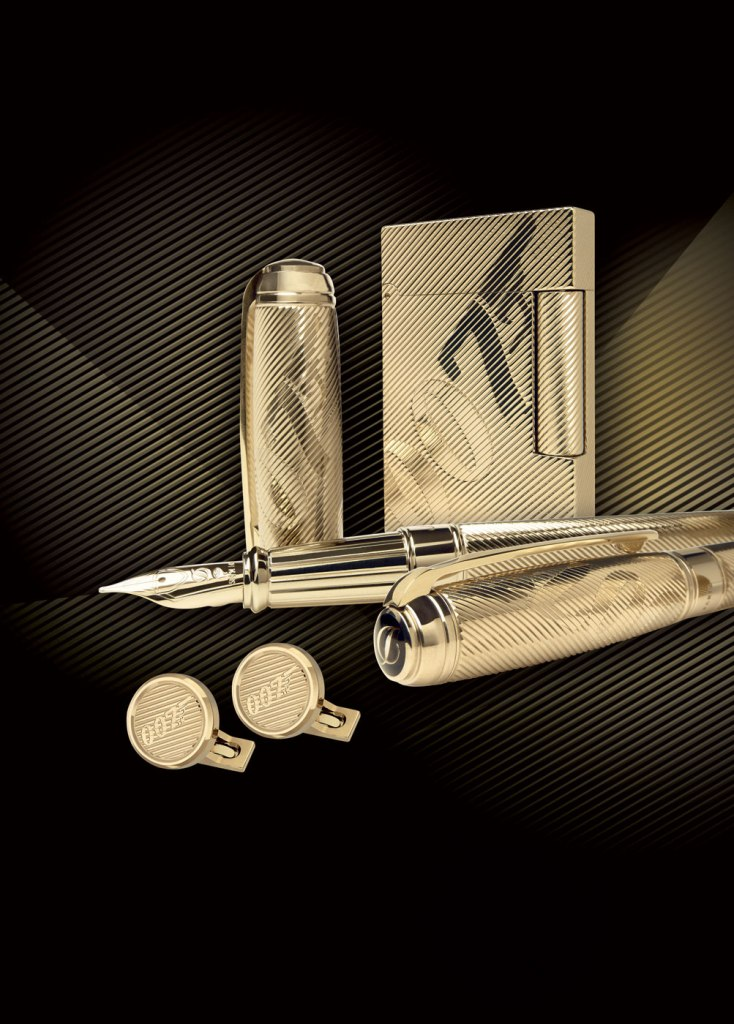 S.T. Dupont Launches Ultimate Luxury Lighter 6