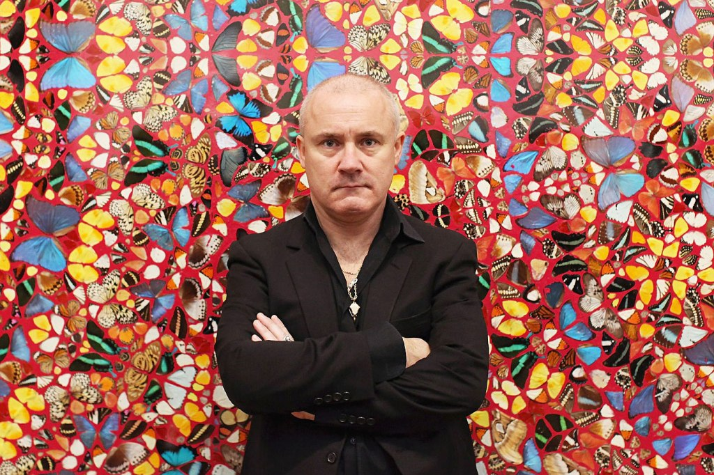 Damien Hirst Purchases New London Studio & Art Complex For £40m 1