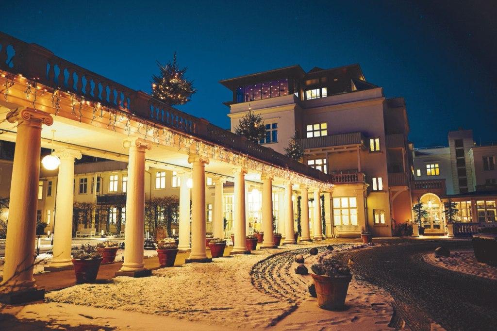 Nordic Traditions Meet Modern Luxury At The Kurhotel Skodsborg