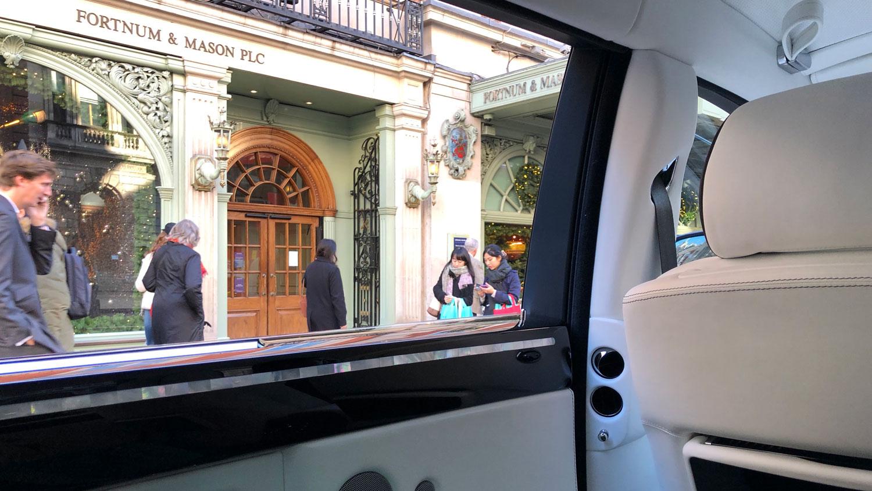 The Luxury A to Z of London in a Rolls Royce Phantom 9