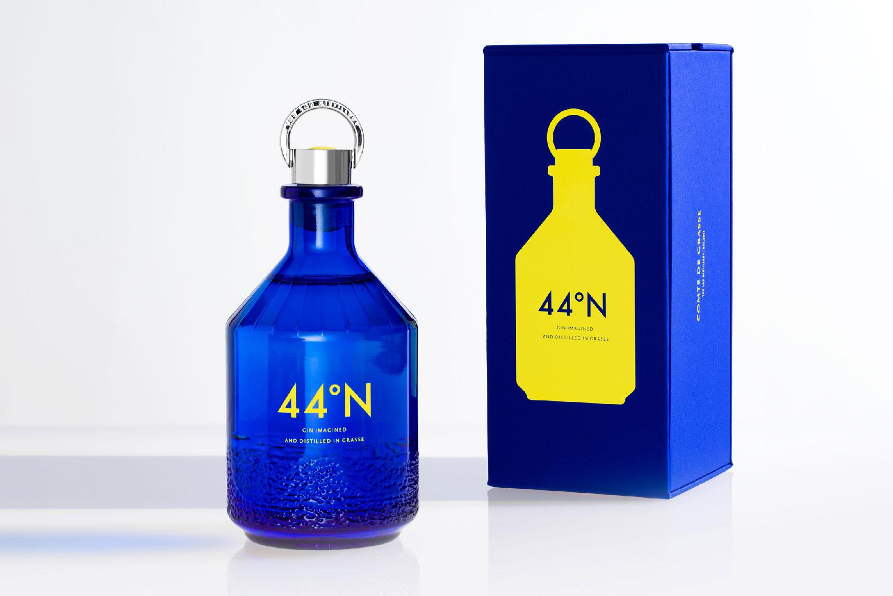 Comte De Grasse 44 N Gin