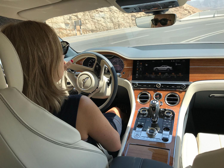 All-New Bentley Continental GT W12 and Bentley Bentayga V8 Road Tests 9