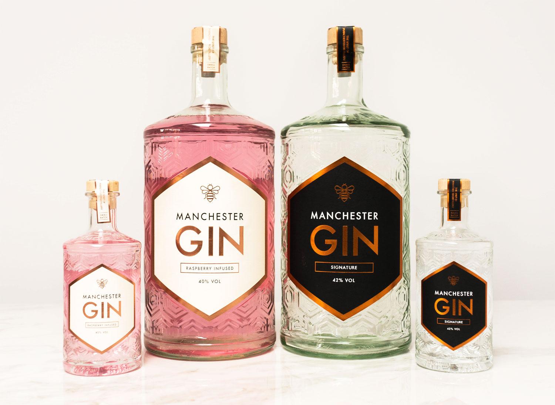 Manchester Gin Jeroboam