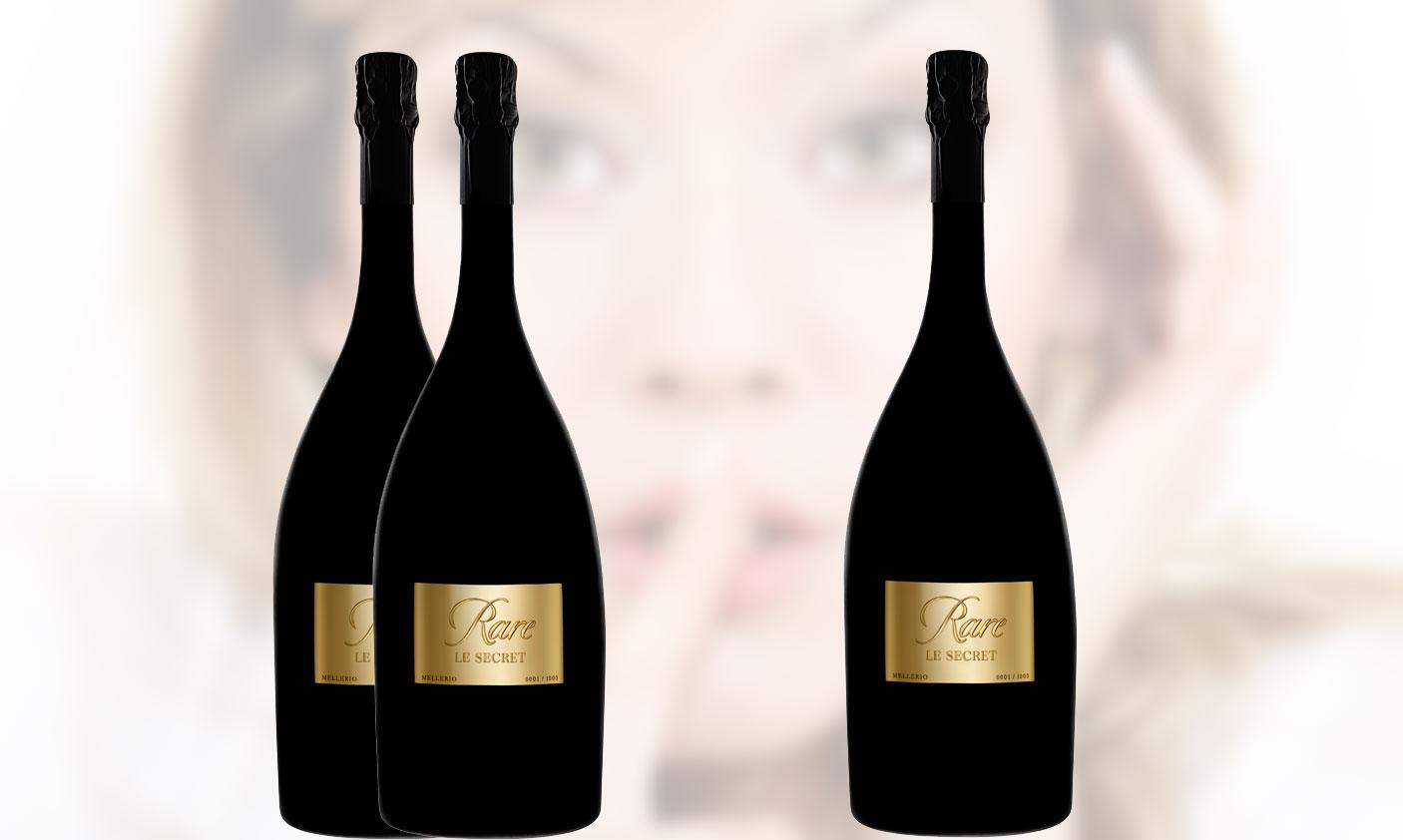 Rare Le Secret Goldsmith Champagne