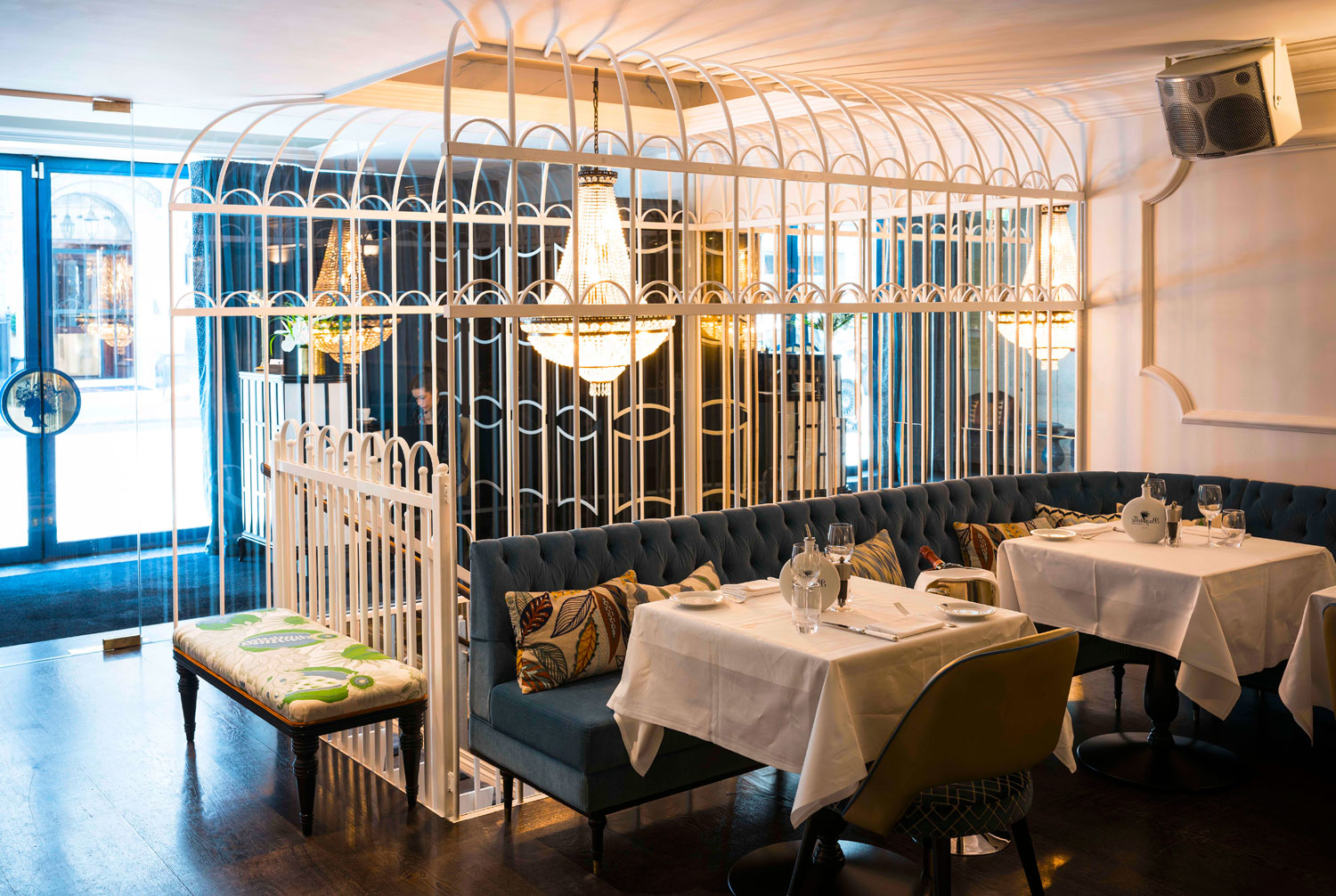 French Cuisine With Mayfair Flair For Brunch At Bagatelle 5
