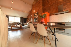 The UK's Most Improved City Gets Loft Apartments With A New York Touch 6