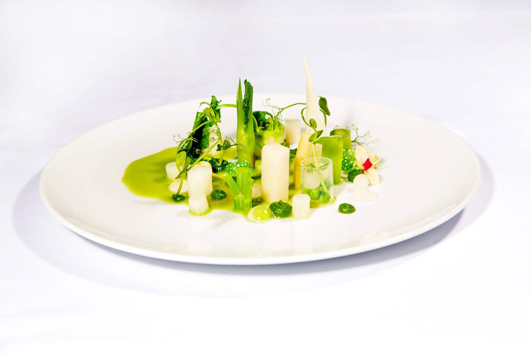 The TIAN Restaurant in Munich Is Awarded a Michelin Star 2