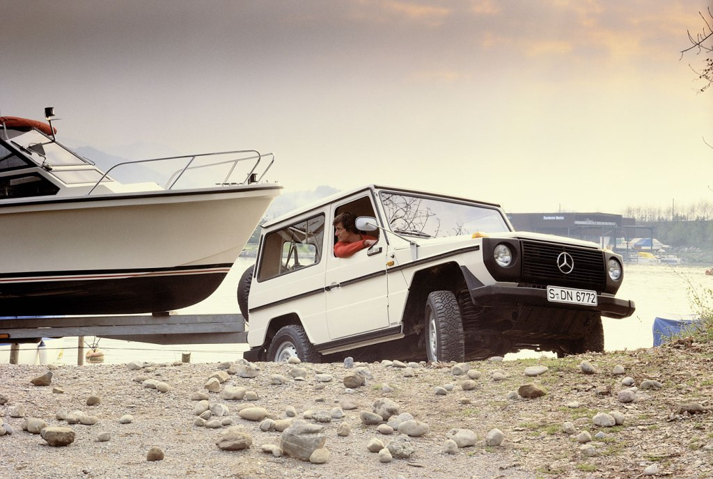 Luxurious Magazine Road Test: The Mercedes-AMG G 63 7