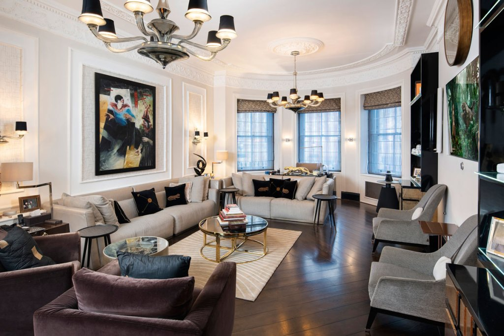 Douglas Fairbanks Jr's former Mayfair residence to let at 99 Park Lane 6