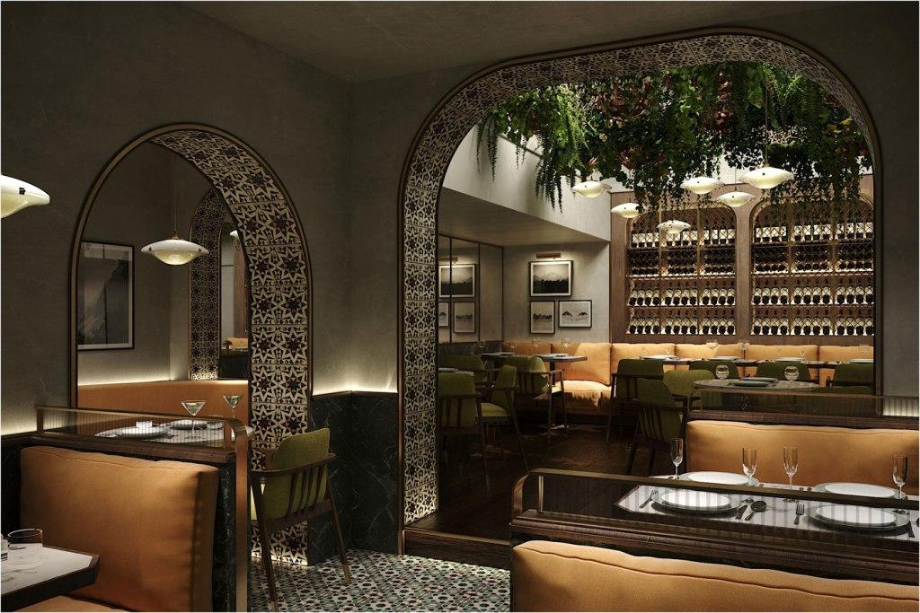 The Stafford London Norma Restaurant