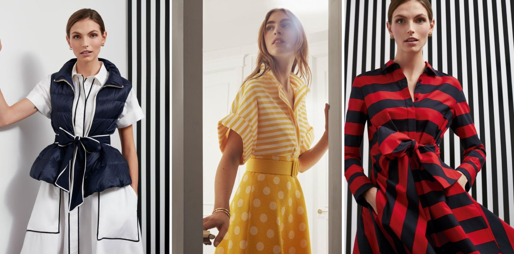 Fashion Meets Art With Carolina Herrera's Spring Summer 2019 Collection 6