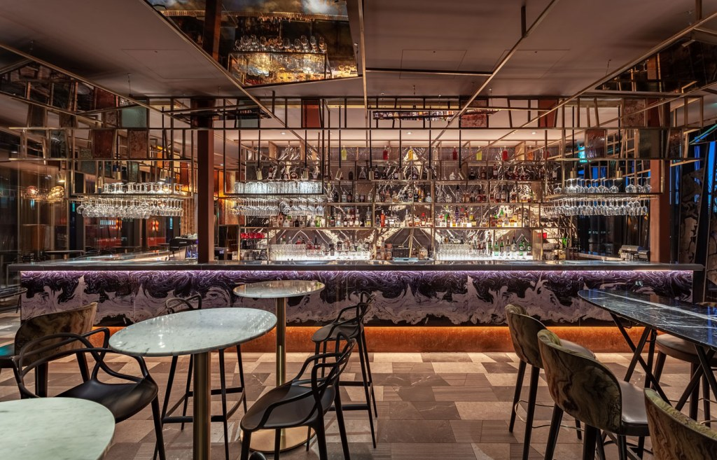 Restaurant and Bar Review: Unearthing Wild Flavours At Savage Garden 6