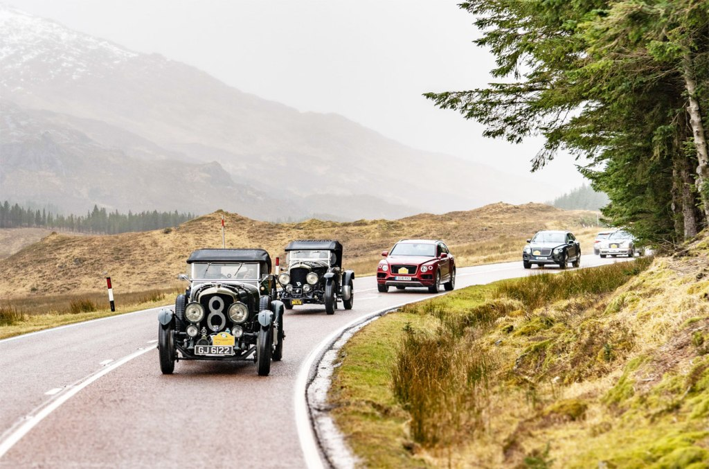 The Bentley Drivers Club Centenary Extraordinary Drive 10