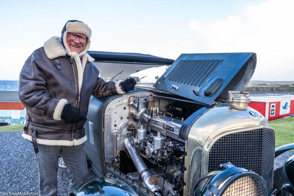 The Bentley Drivers Club Centenary Extraordinary Drive 15