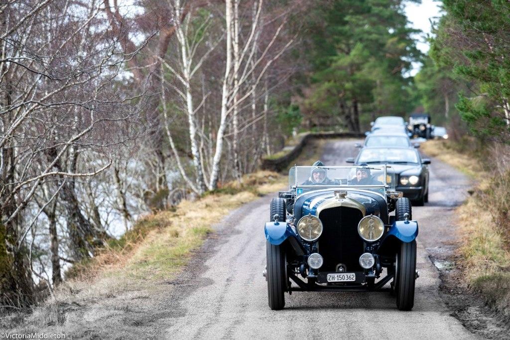 The Bentley Drivers Club Centenary Extraordinary Drive 17