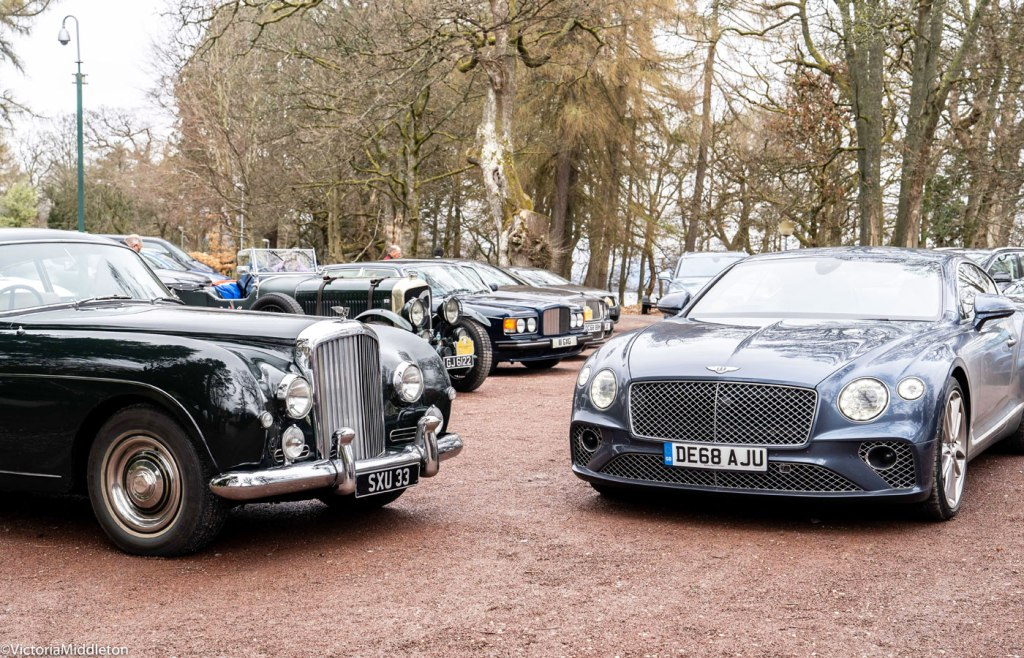 The Bentley Drivers Club Centenary Extraordinary Drive 13