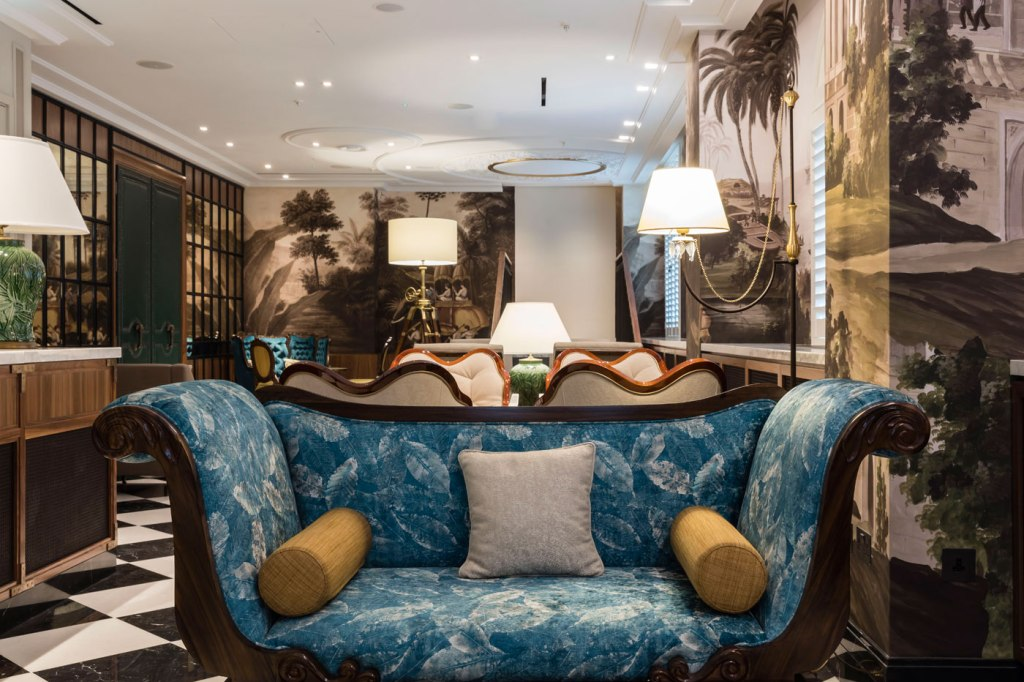 Galliard Completes Construction of £110m Great Scotland Yard Hotel 7